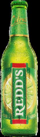 Botella retornable de Redds