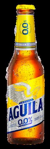 Botella 330 centímetros cúbicos retornable de Aguila 0.0